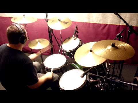 Gettin' In The Mood (Drum Cover) - Brian Setzer Orchestra
