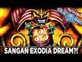 Exodia Sangan Dream! | YuGiOh Duel Links PVP
