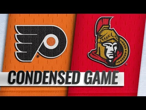 Philadelphia Flyers vs Ottawa Senators – Oct.10, 2018 | Game Highlights | NHL 18/19 | Обзор матча