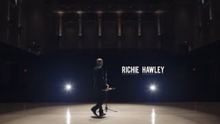 Richie Hawley Plays Bach Violin Sonata No 1. IV. Presto. Transcribed for Clarinet.