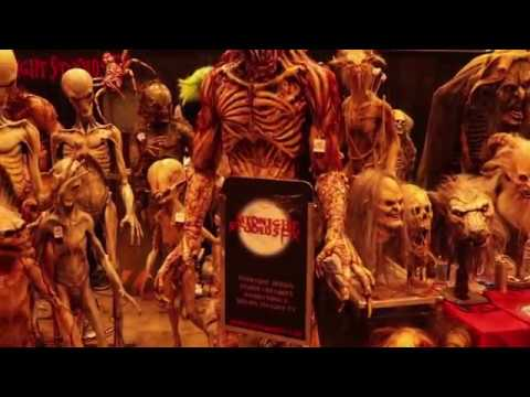 Transworld Halloween Attraction Show Walkthrough 2017 streaming vf