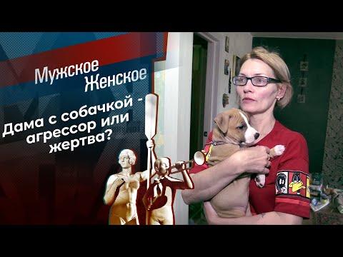 Дама с собачкой. Мужское / Женское. Выпуск от 20.10.2021