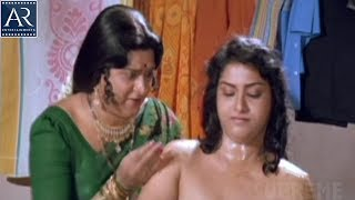 Street Fighter Movie Scenes | Sudhakar Comedy in Lady Getup | AR Entertainments