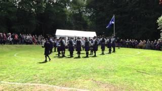 Concord Pipe Band Continentals 2015 Grade 2 Medley