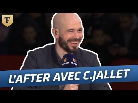 Téléfoot, l'After du 18 mars 2018 avec Christophe Jallet