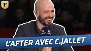 Téléfoot, l'After du 18 mars 2018 avec Christophe Jallet