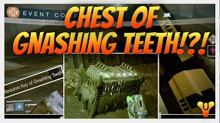 Court of Oryx - CHEST OF GNASHING TEETH! Second Unknown Chest in the Court of Oryx. Taken King.