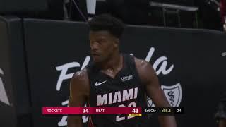 Miami Heat vs Houston Rockets | November 3,2019