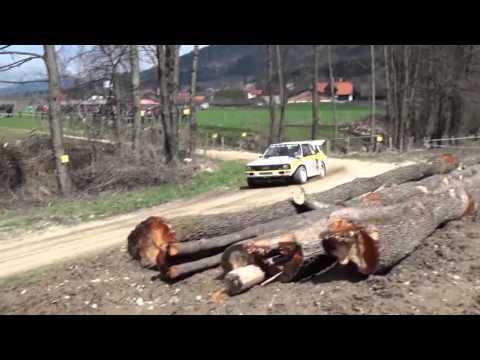 Lavanttal Rallye Walter Röhrl