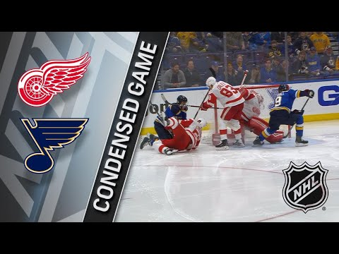 02/28/18 Condensed Game: Red Wings @ Blues