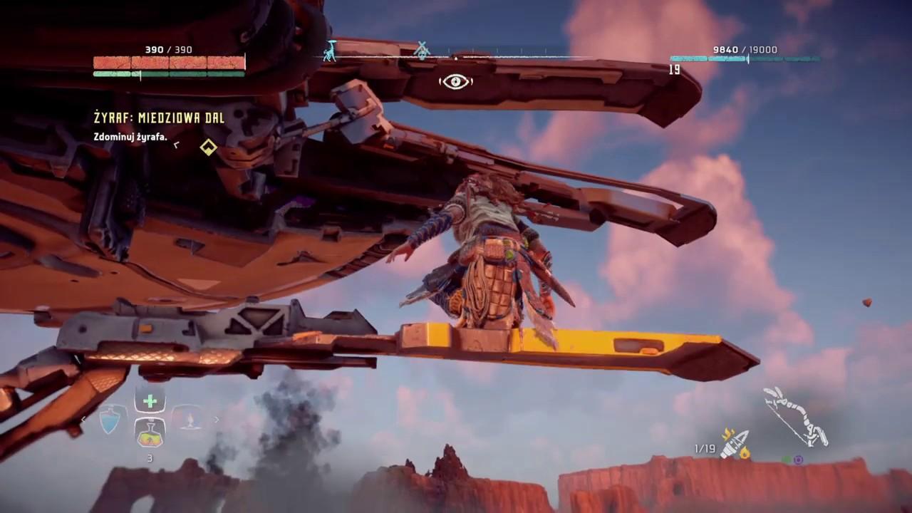 Horizon Zero Dawn™: Complete Edition E15 Gameplay PL - YouTube