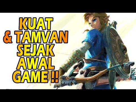 Legend Of Zelda : Breath Of The Wild - KUAT SEJAK DI AWAL!! (Farming Guardian Parts)