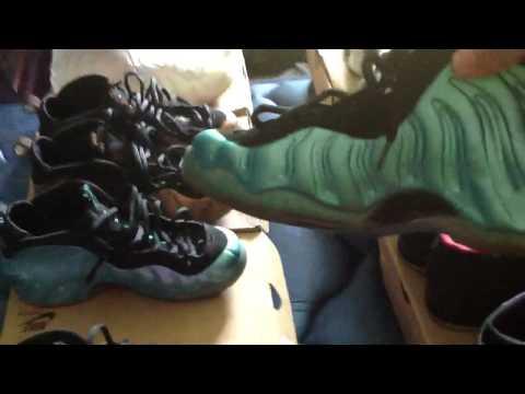 Sneakers for sale Nike Jordan Lebron Barkley Foamposite