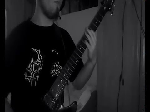 Deivos [ Gospel of Maggots ] - Ascendancy Through Obliteration guitar cover