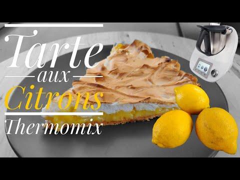🍋🍋-tarte-aux-citrons-meringuée-🍋🍋thermomix---pate-brisée-et-meringue-au-tm5