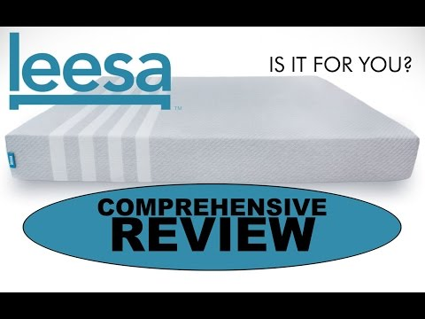 Leesa Mattress Review - Comprehensive Review - Should You Try It?
