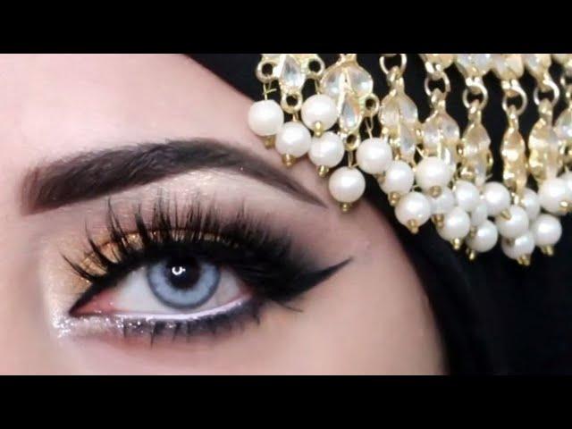 Kashee S Bridal Makeup Tutorial How To Apply Kashee S Eye Liner