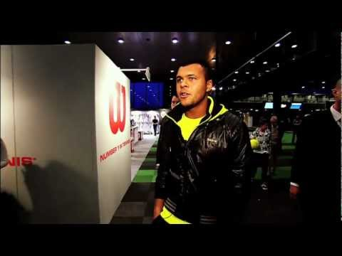Jo-Wilfried Tsonga In ATP World Tour Uncovered