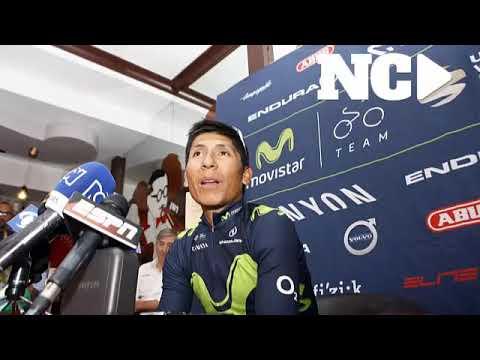 Declaraciones de Nairo Quintana en el segundo día de descanso del Tour de Francia