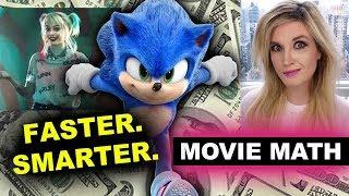 Box Office - Sonic the Hedgehog Opening Weekend, Birds of Prey Flop Update
