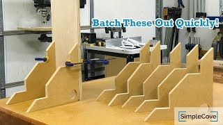 How To Make A Right Angle Clamping Jig | Woodworking How-To