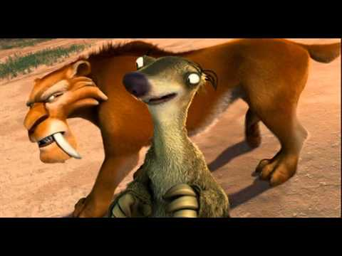 Ice Age 2 - I believe I can fly