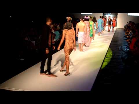 FJFW2015 Day Four: ResortWear Show –  Pacific Island Arts