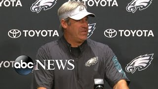 Eagles team, coach on being disinvited by President Trump for White House visit