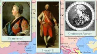 видео Внутренняя политика Екатерины 2: кратко
