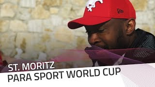 A dream come true for Briton Corie Mapp | IBSF Para Sport Official