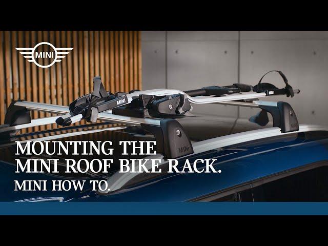 MINI Roof Bike Rack | MINI How-To