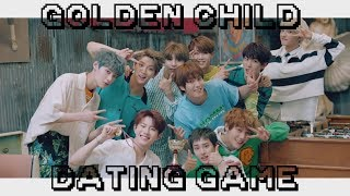 golden child dating game