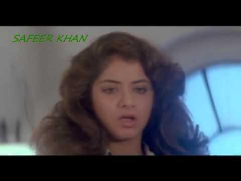 Tumhe Dekhain Meri Aankhen Full Video Song   HD   Rang1993   Ayesha   Kamal   Divya Bharti   YouTube