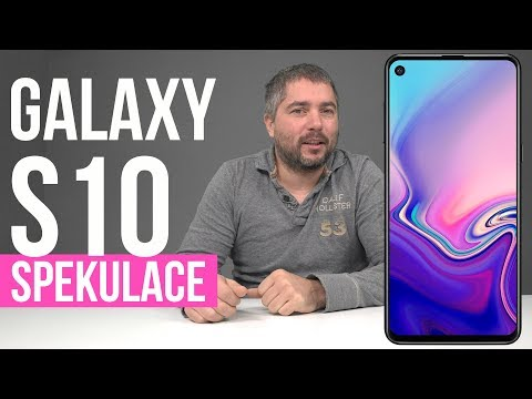 Samsung S10 - Na co se můžeme těšit? - [spekulace]