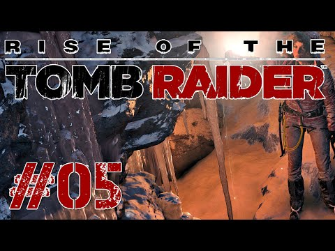Rise of the Tomb Raider #5 - Cold As Ice