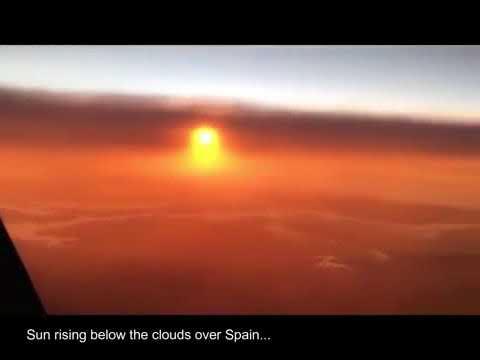 Shocking! FLAT EARTH PILOT Risks Career to Film NO Curvature