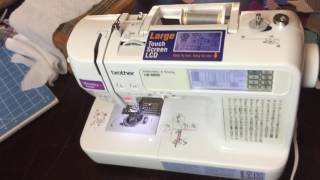 Brother Embroidery Machine Review (LB 6800)