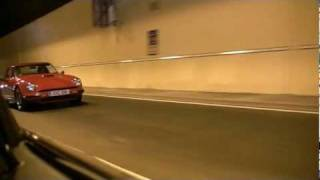 TVR S3 Tunnel Run