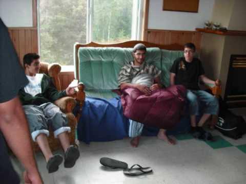 Youth Camp 2009 2nd(Montreal - Ottawa)