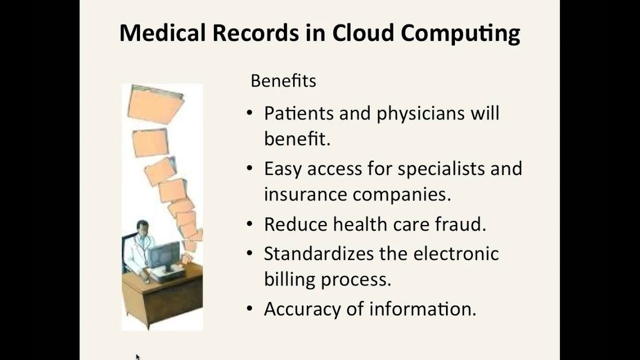 advantages of computer in medical field