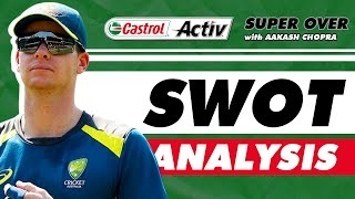 RR banking too much on OVERSEAS stars?   Castrol Activ Super Over with Aakash Chopra   SWOT Analysis