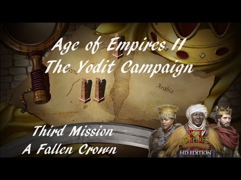 Age of Empires II: The Yodit Campaign - A Fallen Crown