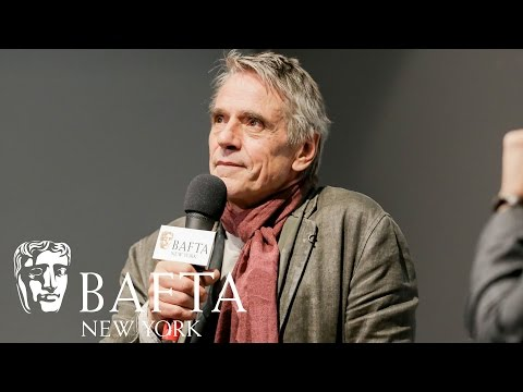Jeremy Irons In Conversation | BAFTA New York