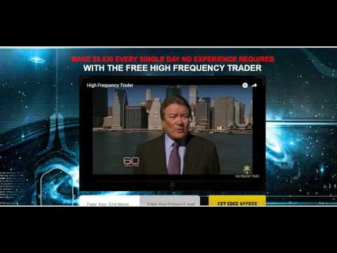 High Frequency  Trader Review  | Watch This Before You Buy