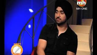 Diljit Dosanjh With Happy | Jatt & Juliet 2 Promotion | | Latest Punjabi Movies 2013