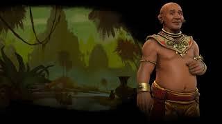 Khmer Theme - Atomic (Civilization 6 OST) | Khmer Rourm Sam Mawgee