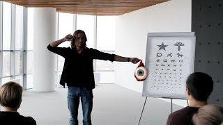 Вернуть зрение без операции. Роман Милованов.