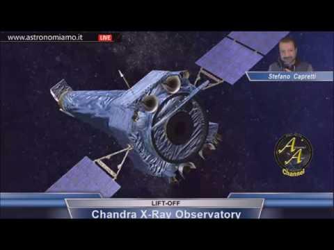 LiftOff: Chandra X-Ray Observatory
