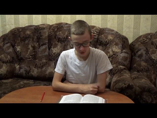 Изображение предпросмотра прочтения – ДмитрийСоловьев читает отрывок изпроизведения «Бирюк» И.С.Тургенева