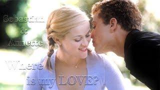 Sebastian & Annette // Where's my love ( Cruel Intentions )